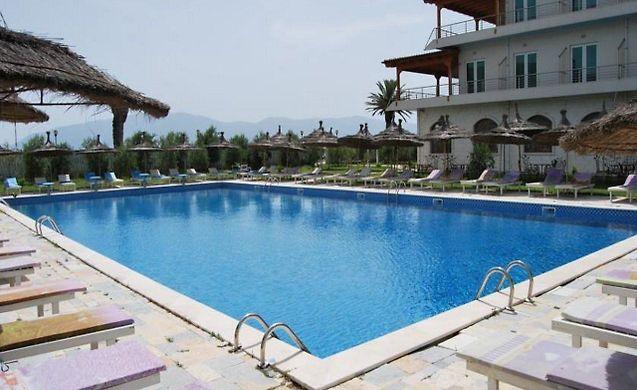 Hotel Grand Europa Vlore
